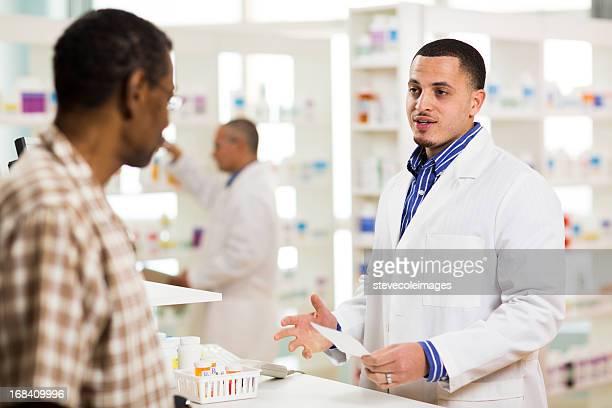 Getting Prescription Filled