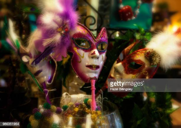 getting ready for mardi gras - gras stock pictures, royalty-free photos & images