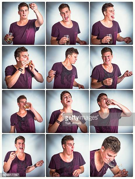 getting wild in the photobooth - sequential series stock pictures, royalty-free photos & images