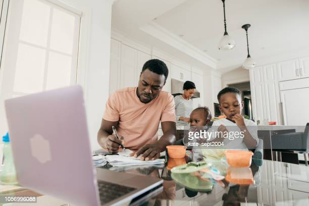 getting your finances in order - life insurance stock pictures, royalty-free photos & images