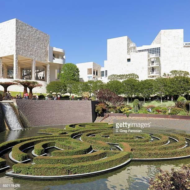 ゲッティセンター-ロサンゼルス