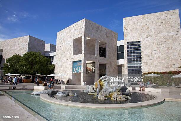 getty centre, los angeles - j. paul getty museum stock pictures, royalty-free photos & images