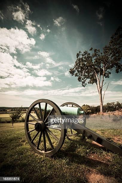 gettysburg battlefield - gettysburg stock photos and pictures