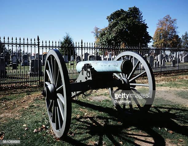 Gettysburg National Cemetery Gettysburg Pennsylvania