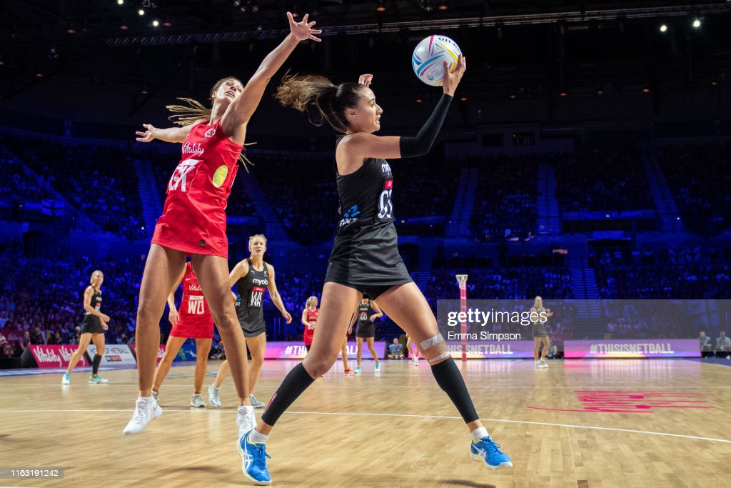 Vitality Netball World Cup - Day Nine : News Photo