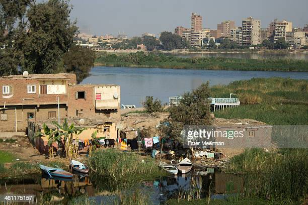 Gezirat al-Warraq is an island in the Nile in Cairo, Egypt. It is mostly inhabited by people with very low incomes, Muslims as well as Christians....