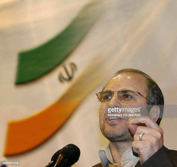Ghalibaf Presidetial Candidate campaigning in Zahedan