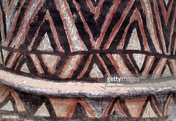 Broken calabash pattern