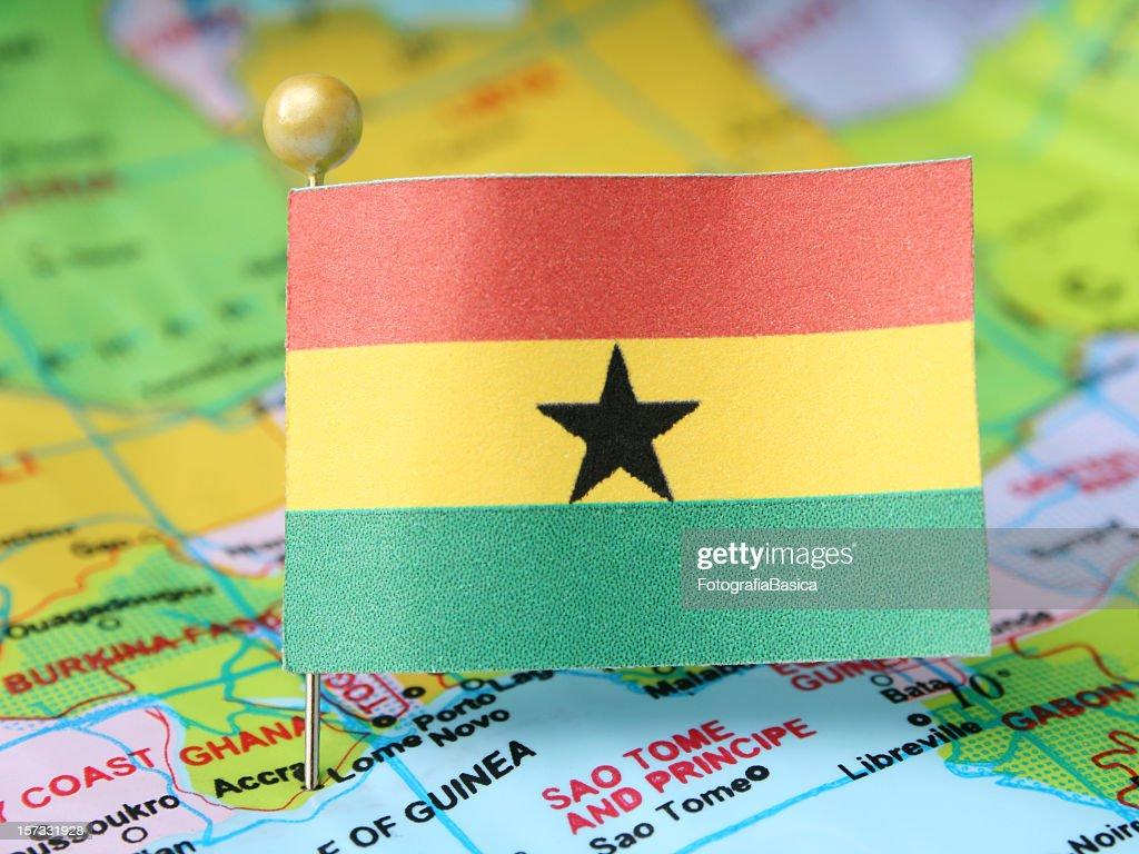 República de Ghana : Foto de stock