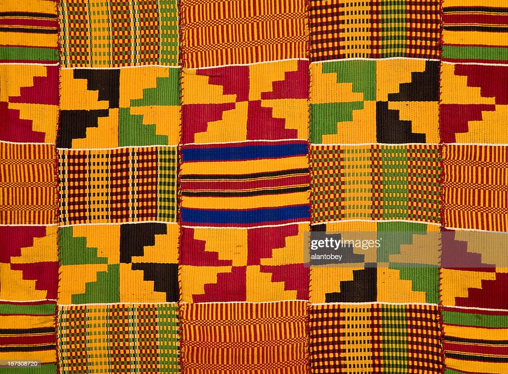 Image result for Kente cloth