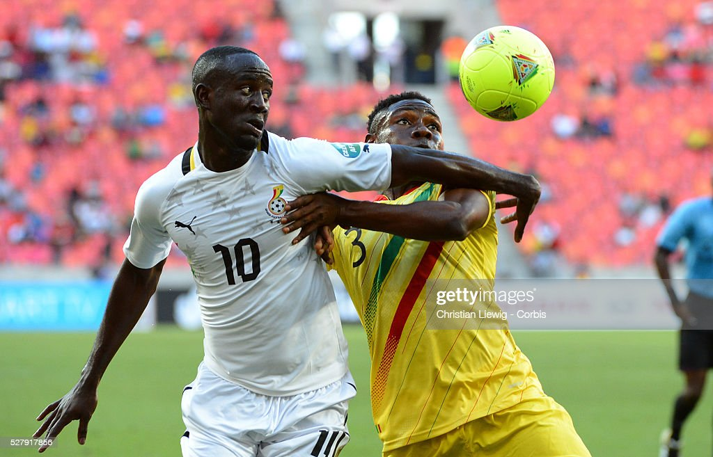 Soccer - 2013 Africa Cup of Nations - Ghana v Mali : News Photo