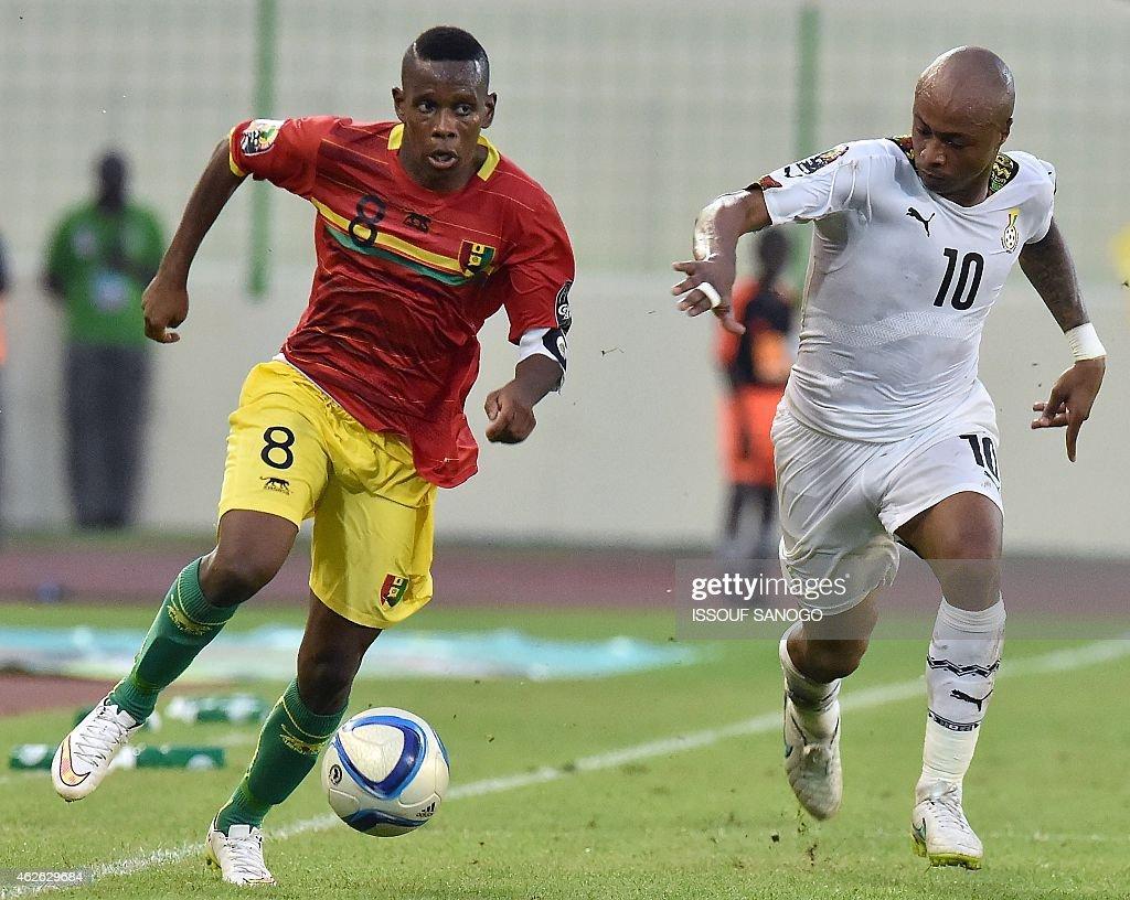 TBC v TBC - 2015 Africa Cup of Nations: Quarter-final 3