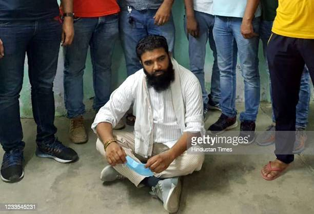 Ghaziabad Crime Branch arrested the main accused and Samajwadi Party leader Umaid Pehalwan from Delhi, in relation with a case of disturbing communal...