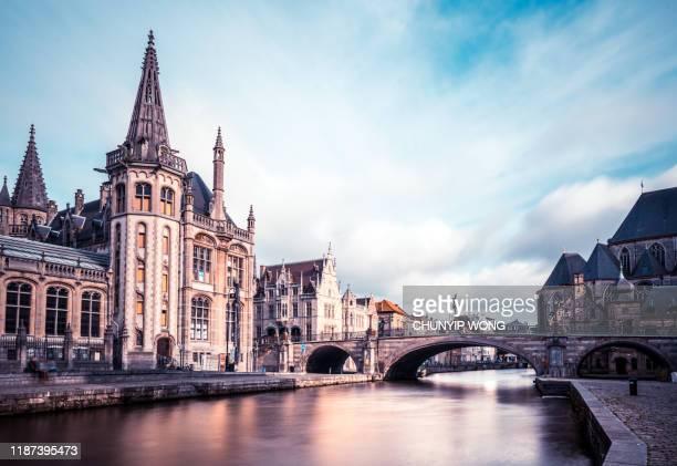 ヘント(ベルギー) - ベルギー ゲント ストックフォトと画像