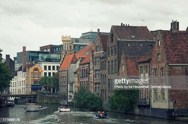 ghent, belgium - 東フランダース ストックフォトと画像
