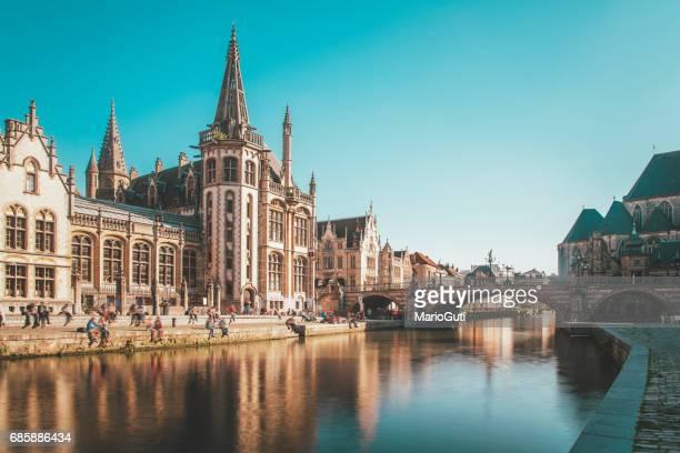 ゲント, ベルギー - ベルギー ゲント ストックフォトと画像