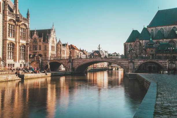 Ghent, Belgium Ghent, Belgium