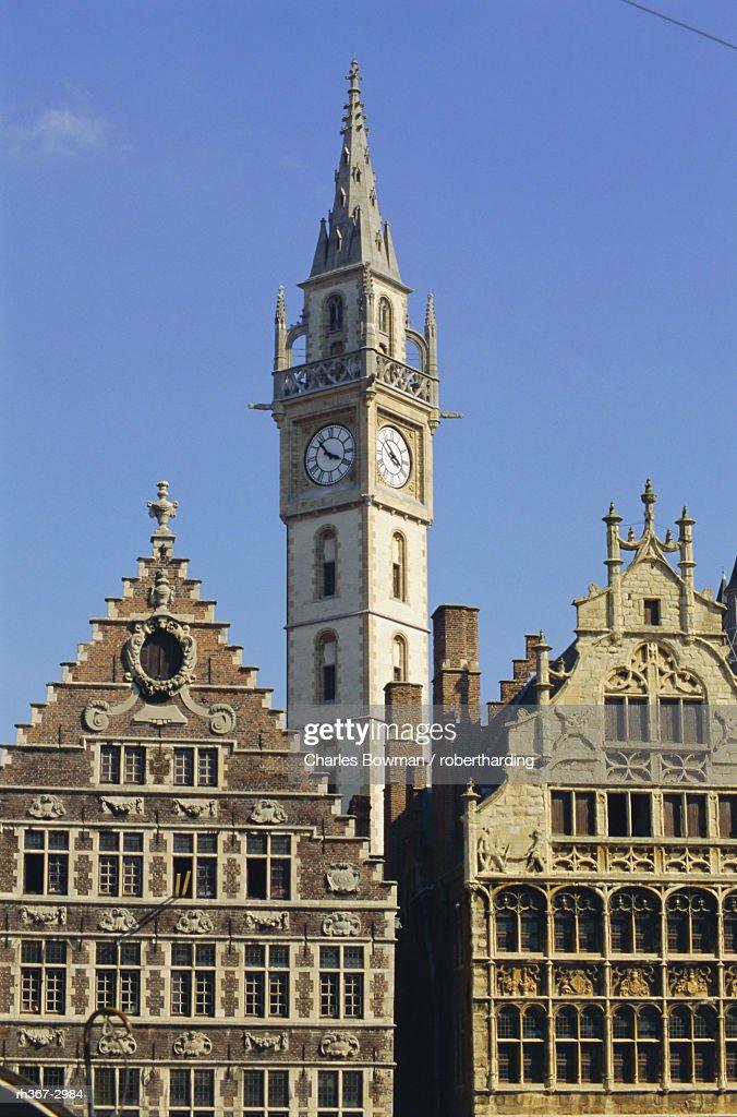 Ghent, Belgium : Stockfoto