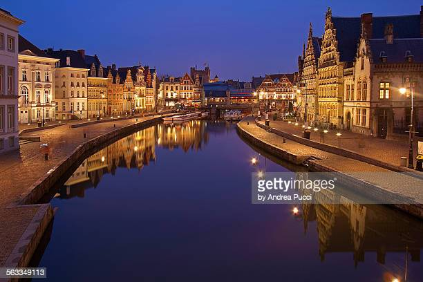 Ghent, East Flanders, Belgium
