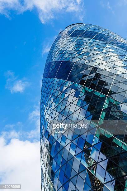 Gherkin Wolkenkratzer, City of London