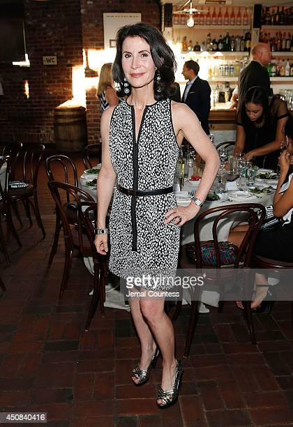 Ghetto Film School 10th Annual Spring Benefit Honoree Katherine Oliver attends the Ghetto Film School 10th annual apring benefit at The Standard...