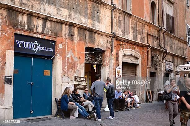 Ghetto in Rome