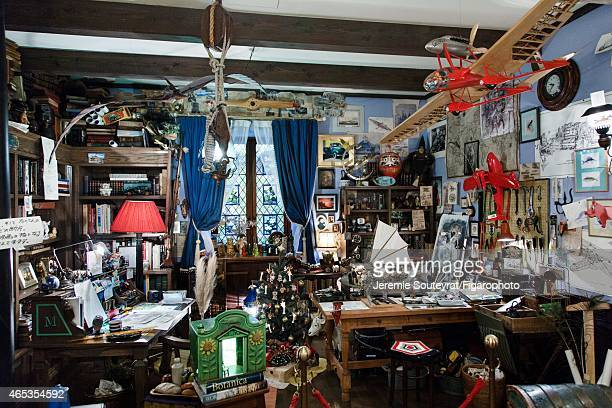 Ghibli Museum is photographed for Le Figaro on December 5 2014 in Mitaka Tokyo Japan PUBLISHED IMAGE CREDIT MUST READ Jeremie...