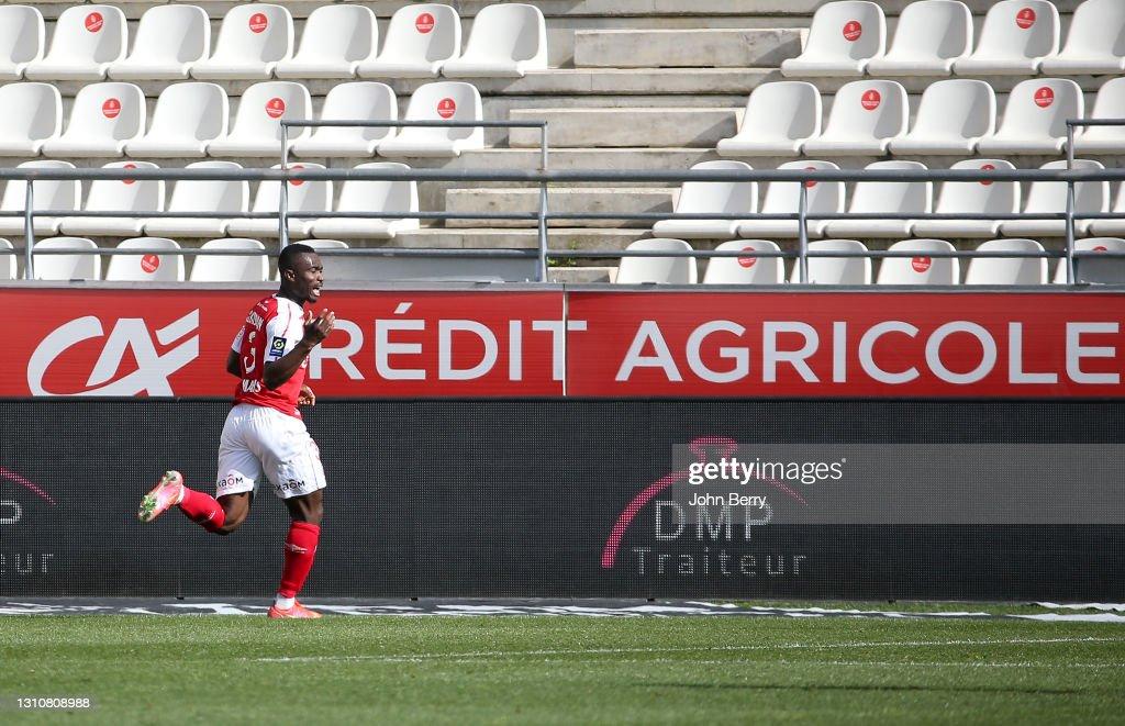 Stade Reims v Stade Rennais - Ligue 1 : News Photo