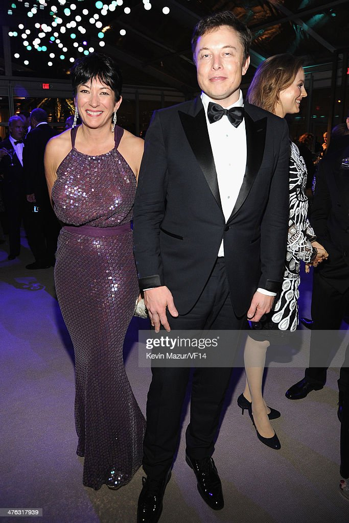 2014 Vanity Fair Oscar Party Hosted By Graydon Carter - Inside : News Photo