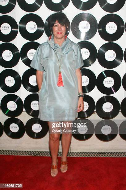 Ghislaine Maxwell attends EDUCATION THROUGH MUSIC Annual Children's Benefit Gala at Capitale on May 6 2014 in New York City
