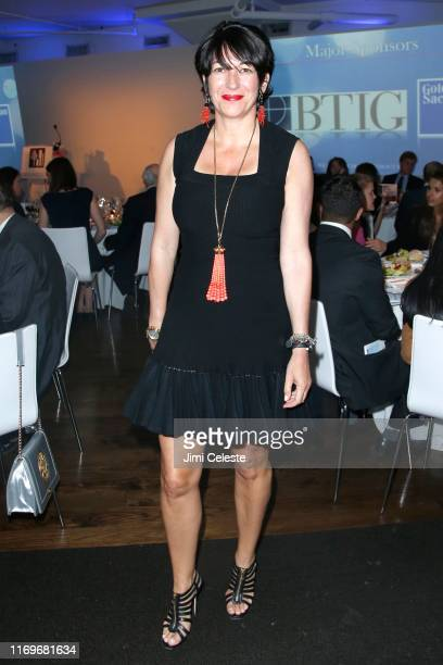 Ghislaine Maxwell attends NATIONAL URBAN TECH CENTER 2014 Gala at Three Sixty on June 11 2014 in New York City