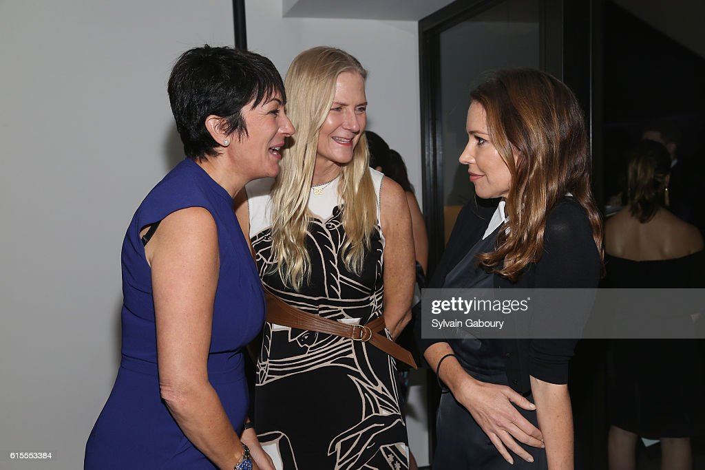VIP Evening of Conversation for Women's Brain Health Initiative, Moderated by Tina Brown : News Photo