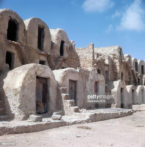 Ghorfas de Médenine Tunisie