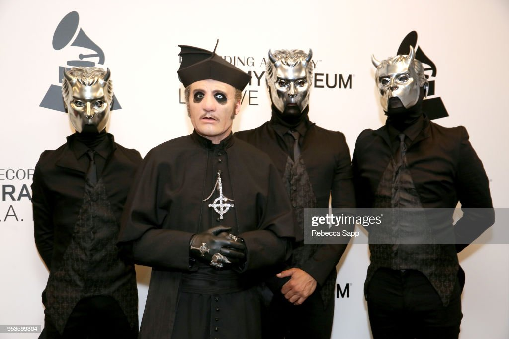 An Evening With Ghost : News Photo