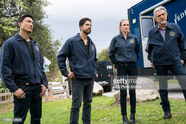 """Ghost""""-- Following a series of fatal shootings, the BAU team travels to Des Plaines, Ill. To investigate what appears to be a copycat serial killer...."""