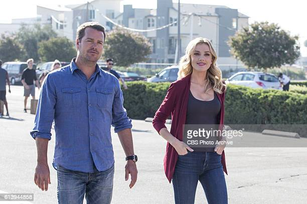 Ghost Gun Pictured Chris O'Donnell and Anna Kolcheck The murder of a Navy Machinist with high security clearance sends the team on a citywide hunt...