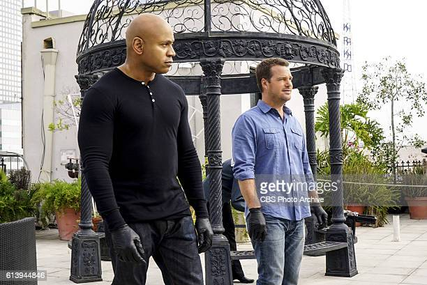 Ghost Gun Pictured LL COOL J and Chris O'Donnell The murder of a Navy Machinist with high security clearance sends the team on a citywide hunt...