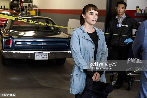 Ghost Gun Pictured Renée Felice Smith The murder of a Navy Machinist with high security clearance sends the team on a citywide hunt tracking evidence...