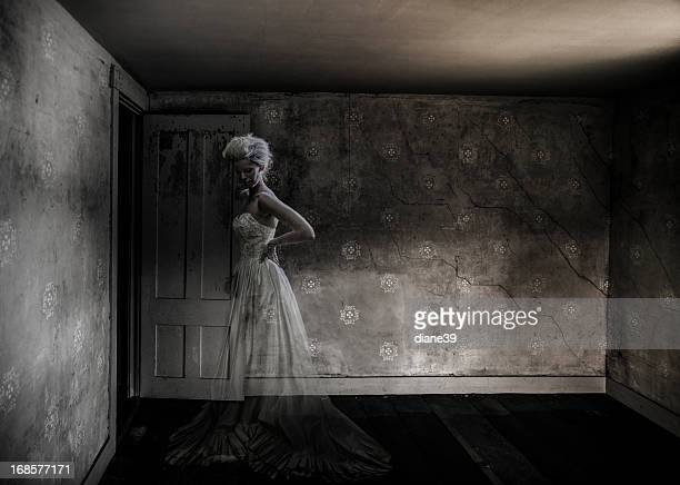 Ghost in an empty room