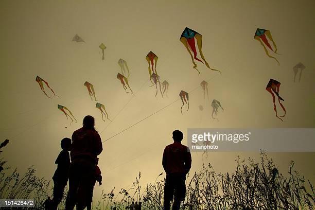 Ghost kites