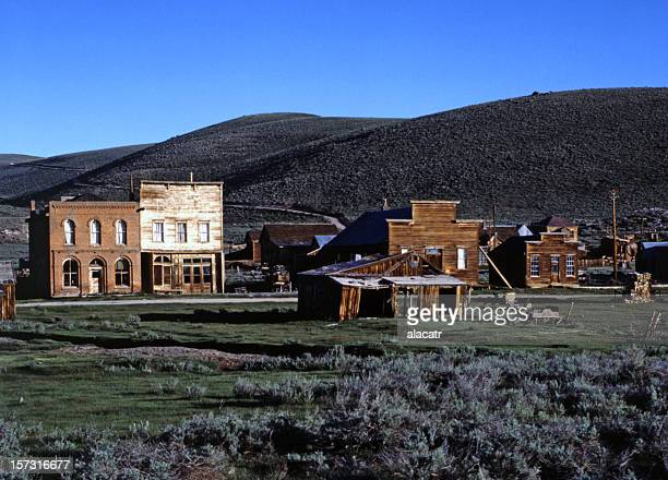 Ghost Town, Bodie, California