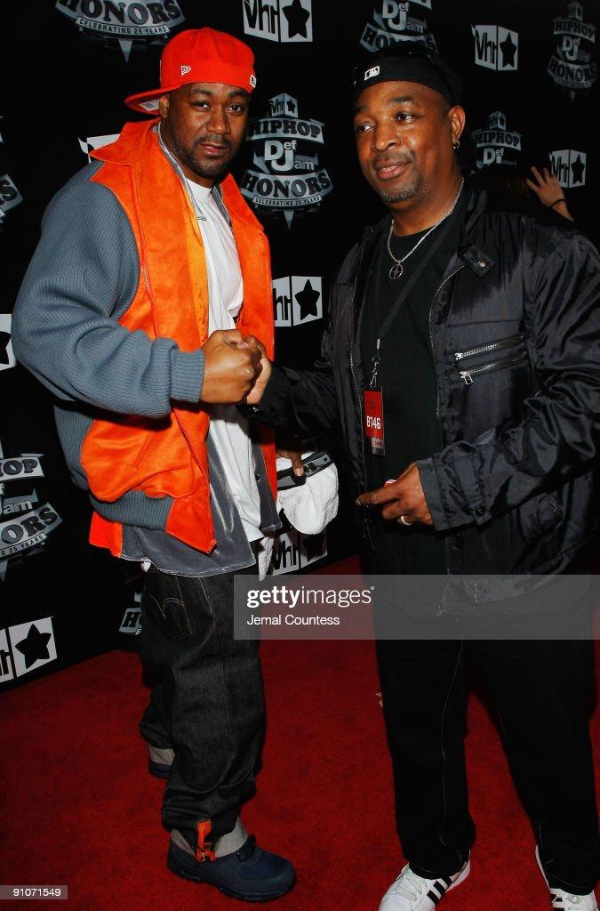 2009 VH1 Hip Hop Honors - Arrivals : News Photo