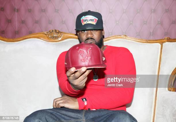 Ghostface Killah attends New Era Cap 2017 Complex Con Ambassador Collab lounge with A$AP Ferg Mike Will MadeIT Jerry Lorenzo Takashi Murakami and...