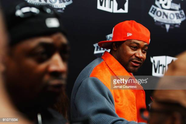 Ghostface Killah attends the 2009 VH1 Hip Hop Honors at the Brooklyn Academy of Music on September 23 2009 in the Brooklyn borough of New York City