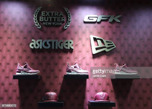 Ghostface Killah custom collaboration with New Era Cap 2017 Complex Con Ambassador Collab lounge with A$AP Ferg Mike Will MadeIT Jerry Lorenzo...