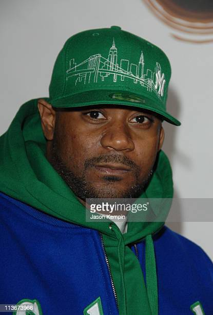 Ghostface Killah during 2006 mtvU Woodie Awards Arrivals at Roseland Ballroom in New York City New York United States