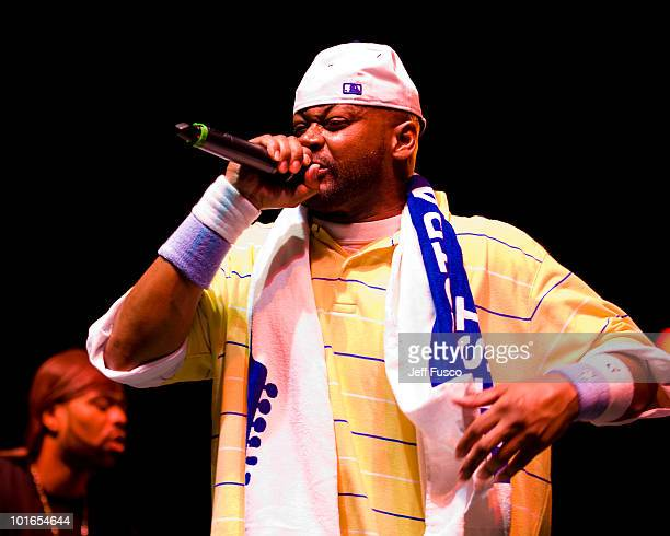 Ghostface Killah of The Wu Tang Clan performs at the 3rd Annual Roots Picnic at the Festival Pier on June 5 2010 in Philadelphia Pennsylvania