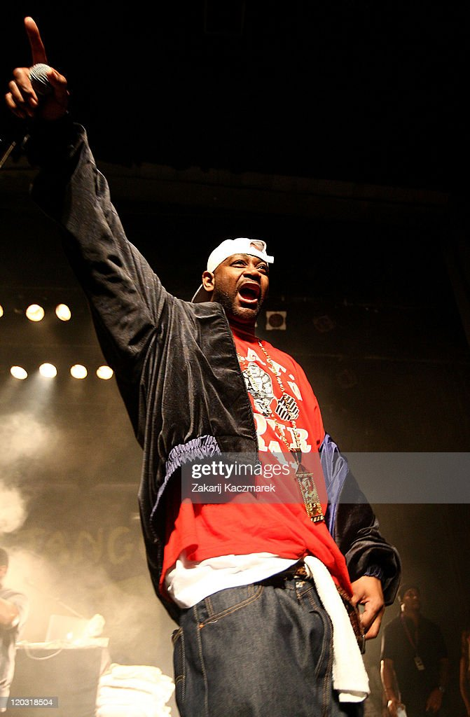 Wu-Tang Clan Perform at Enmore Theatre : News Photo