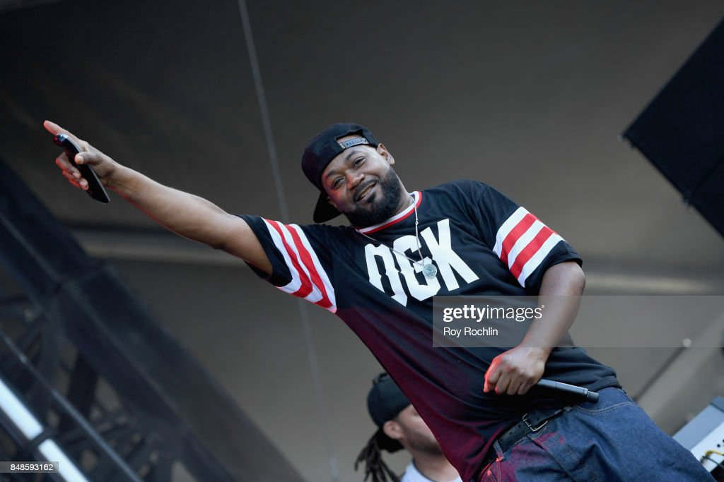 Ghostface Killah performs onstage during the Meadows Music and Arts Festival - Day 3 at Citi Field on September 17, 2017 in New York City.