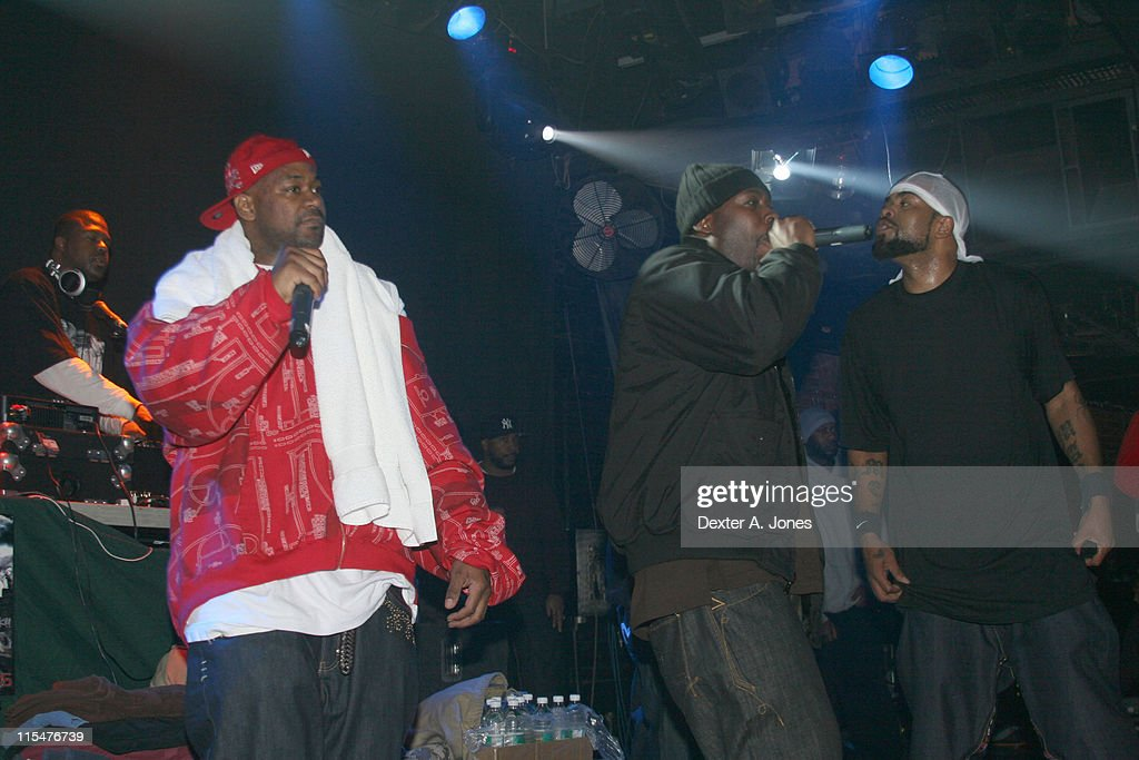 Wu Tang Clan In Concert - January 13, 2008